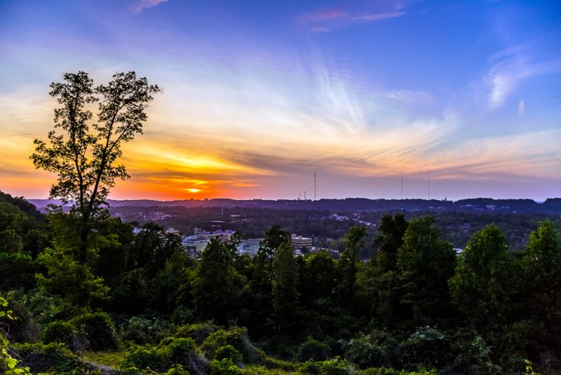 180503-Sunset-over-Homewood-IMG_7413
