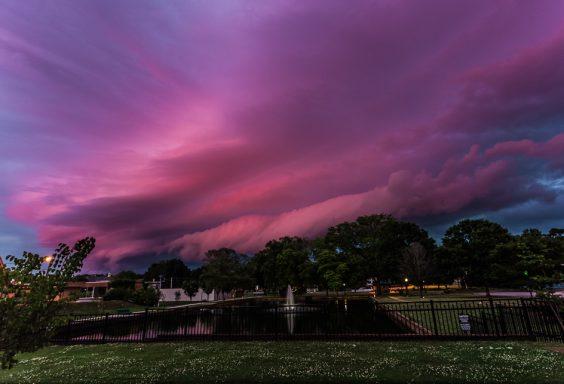 180527 Pink Shelf Cloud Athens IMG_1464 s