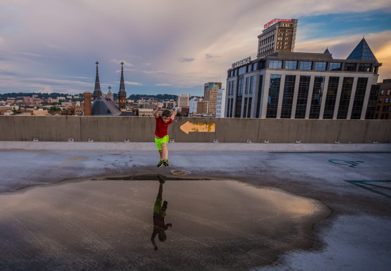 180529-Noah-Sunset-Downtown-Puddle-Jumps-IMG_9259 s