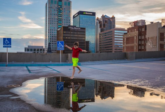 180529-Noah-Sunset-Downtown-Puddle-Jumps-IMG_9273 s