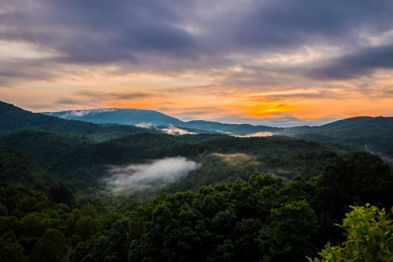 180628 Smoky Mountain Sunset IMG_8015-HDR small