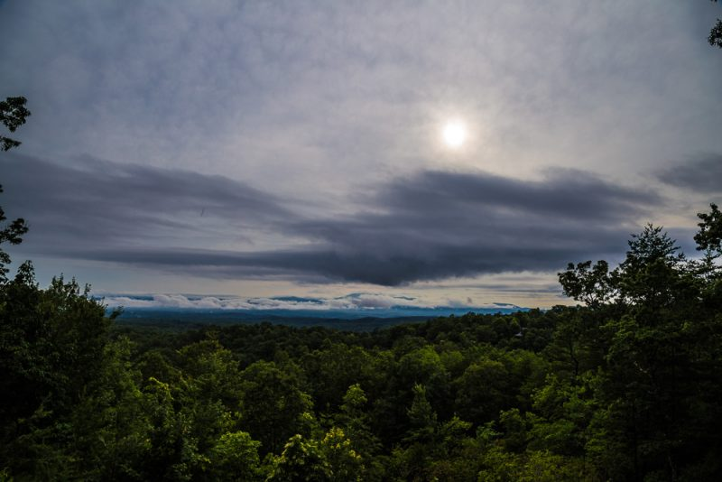 180628 sunset over the blue ridge mountains IMG_7703 small