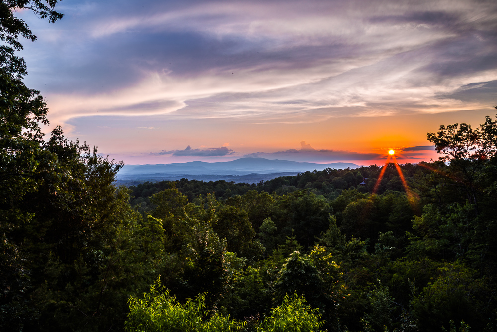 180629 sunset over the blue ridge mountains IMG_8296-HDR small