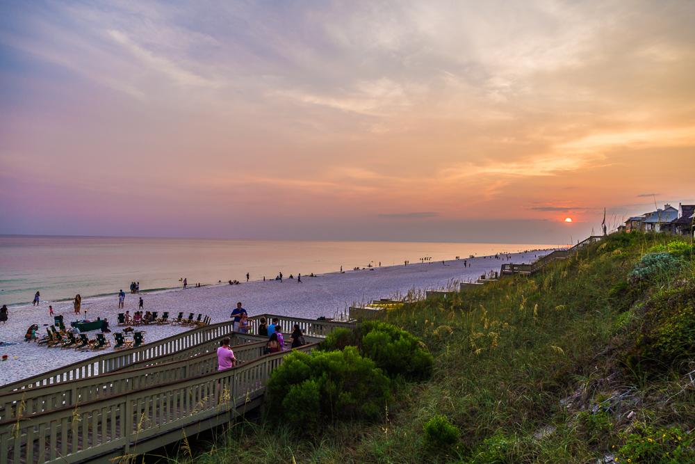 180729 Rosemary Beach at Sunset IMG_0964 s