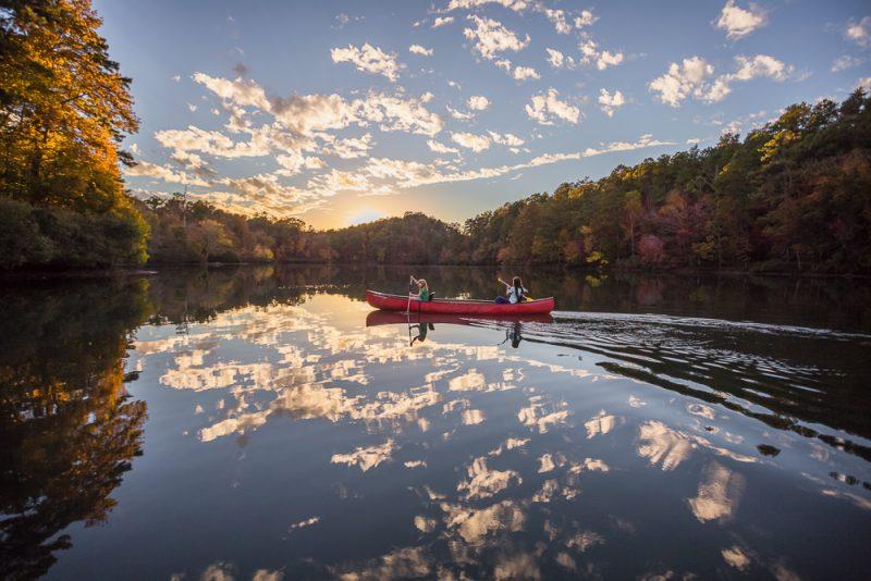 181106-oak-mountain-sunset-canoe-IMG_0492 S