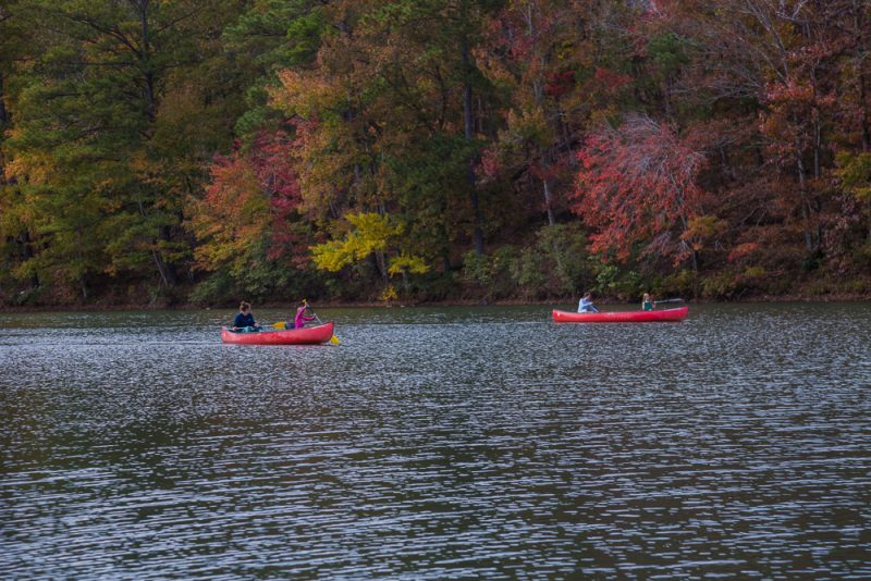 181106 oak mountain tranquility lake sunset IMG_0209 S