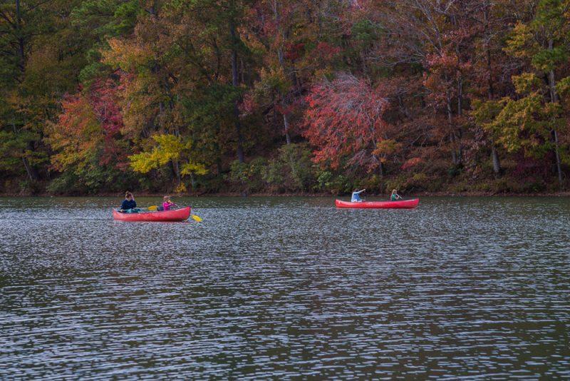 181106 oak mountain tranquility lake sunset IMG_0212 S
