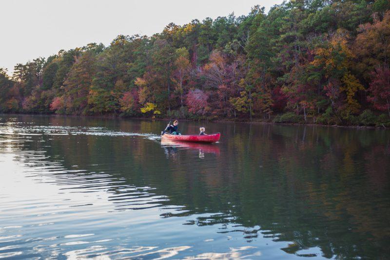 181106 oak mountain tranquility lake sunset IMG_0650 S