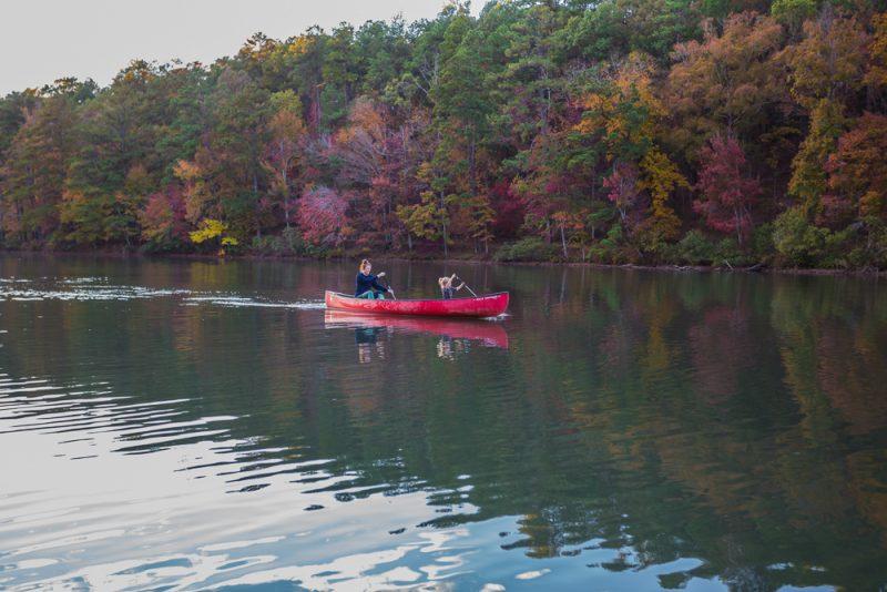 181106 oak mountain tranquility lake sunset IMG_0653 S