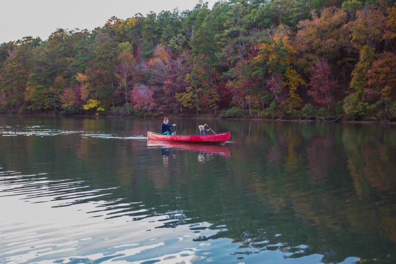181106 oak mountain tranquility lake sunset IMG_0654 S