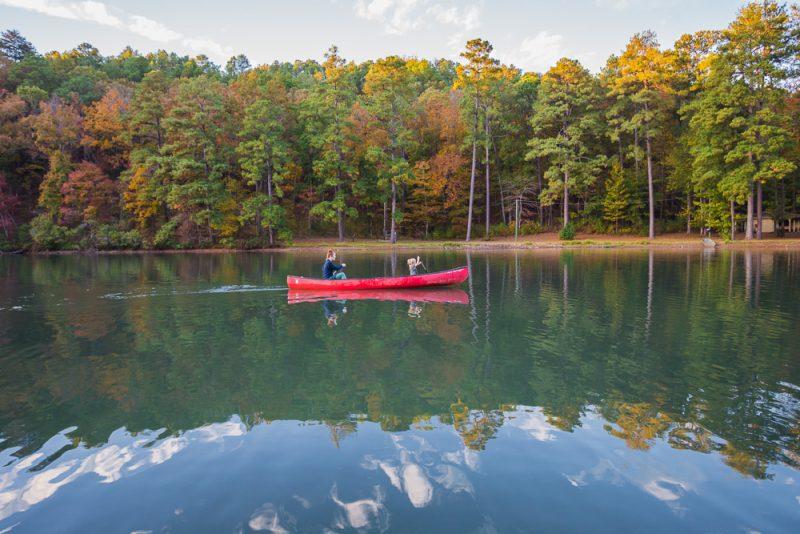 181106 oak mountain tranquility lake sunset IMG_0669 S