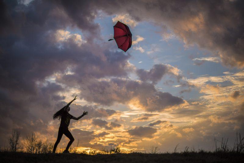 190207 Umbrella Chase at Sunset IMG_5037 s