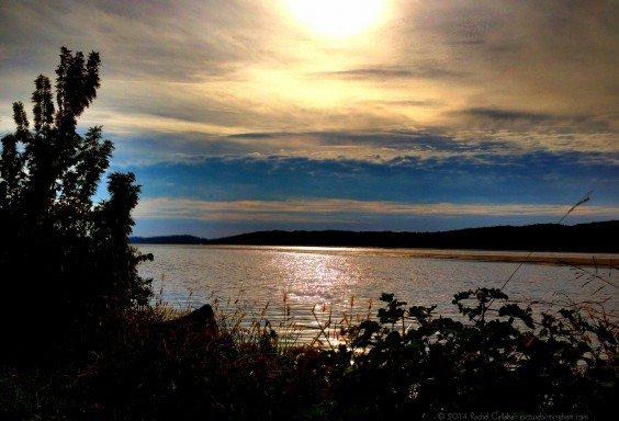 Lake Guntersville in Scottsboro
