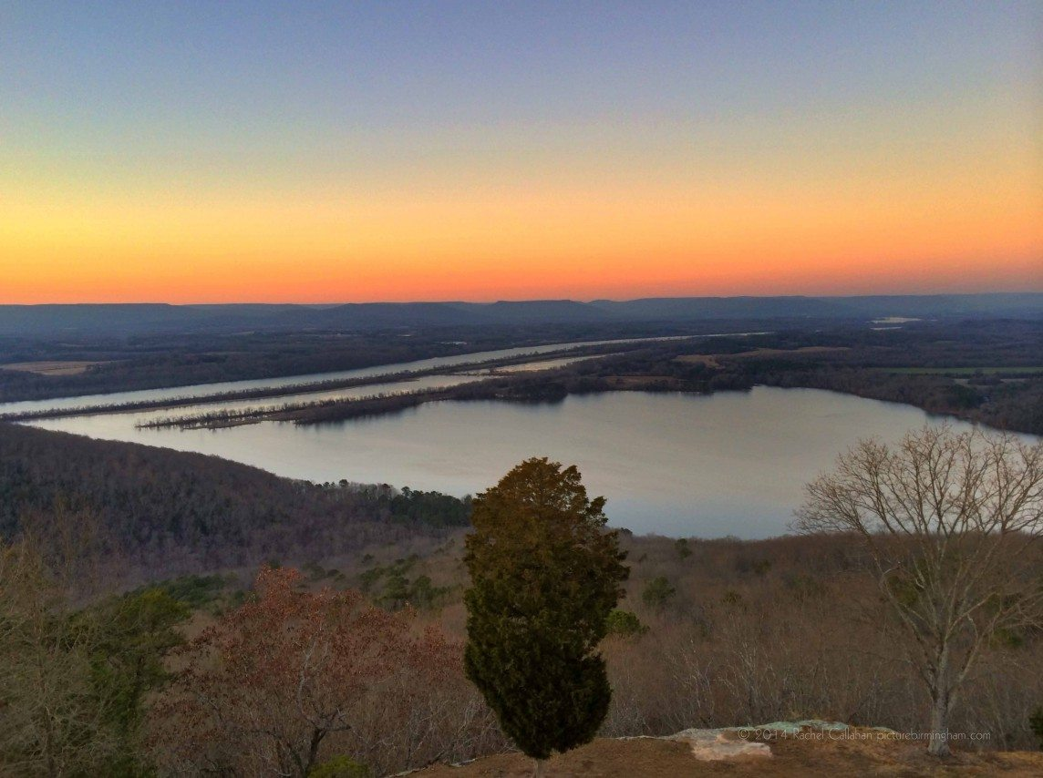 Gorham's Bluff Sunset