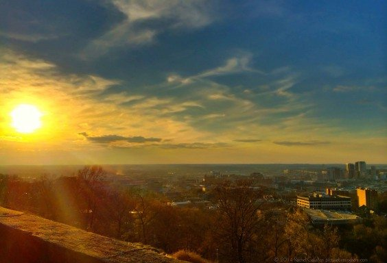 Rays Over Birmingham