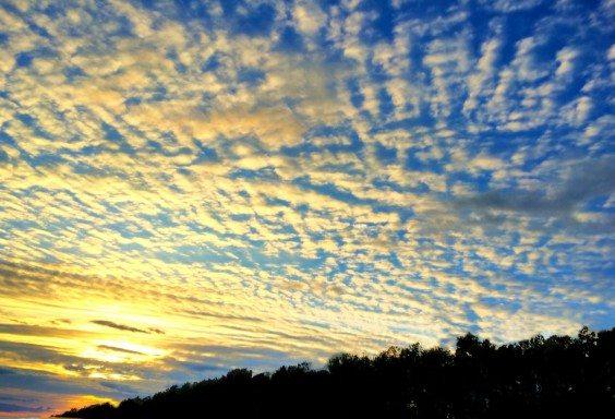 70mph Sunset