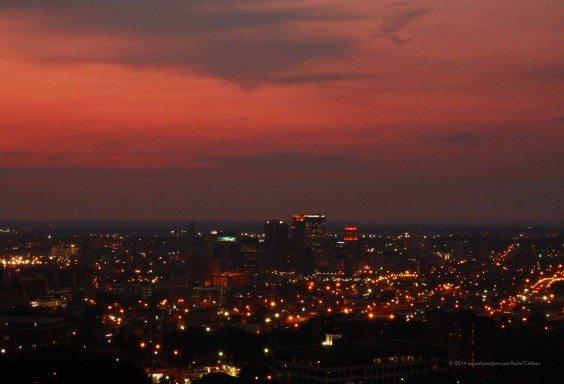 Rose-Colored Birmingham
