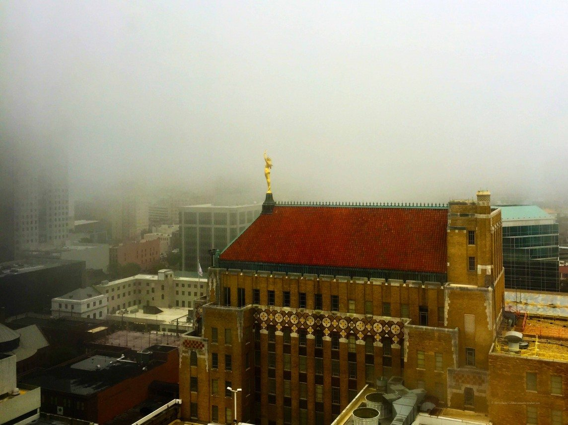 Electra Through the Mist