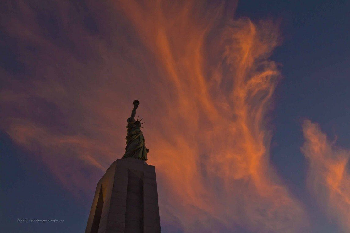 Birmingham's Lady Liberty
