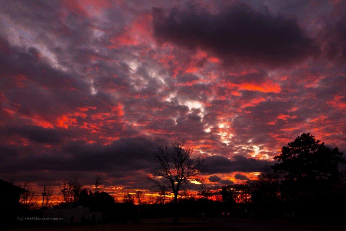 Five Minutes Past Sunset