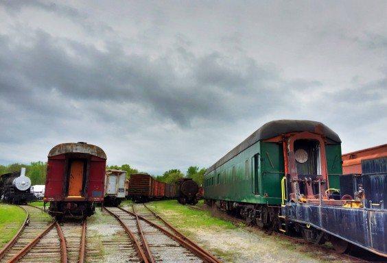 The Trainyard
