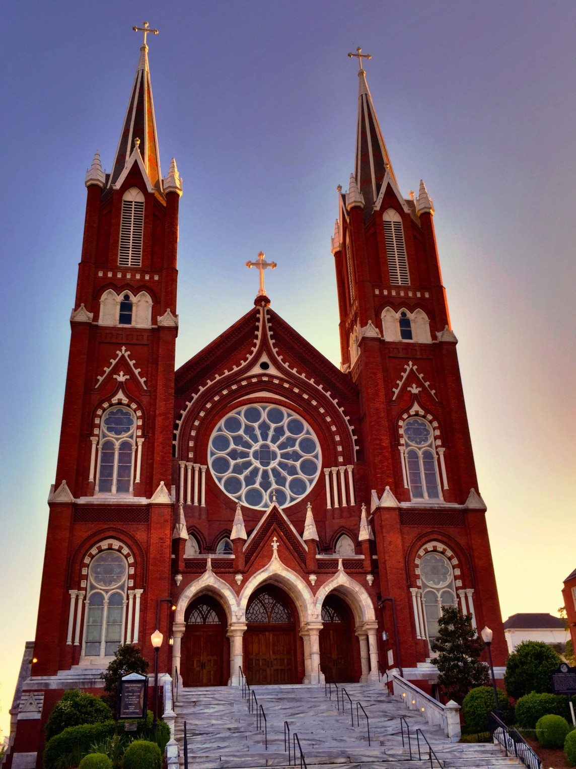Churches of Macon