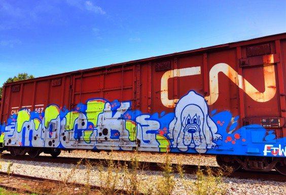 150727 The Dog Train