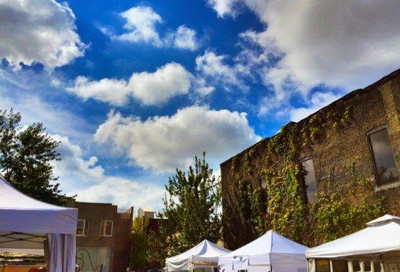 150912 Blue Skies at Artwalk