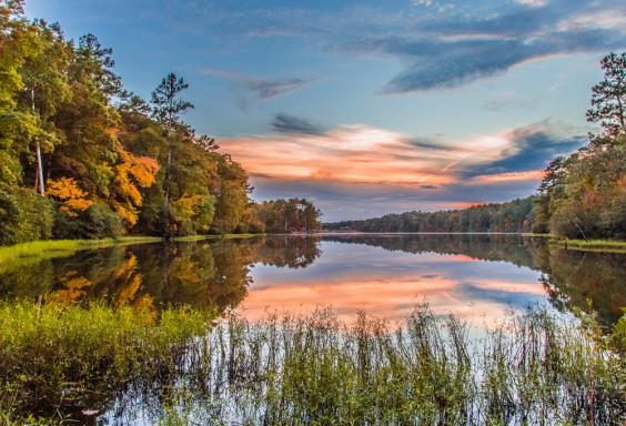 151023e-Sunset-on-the-Lake