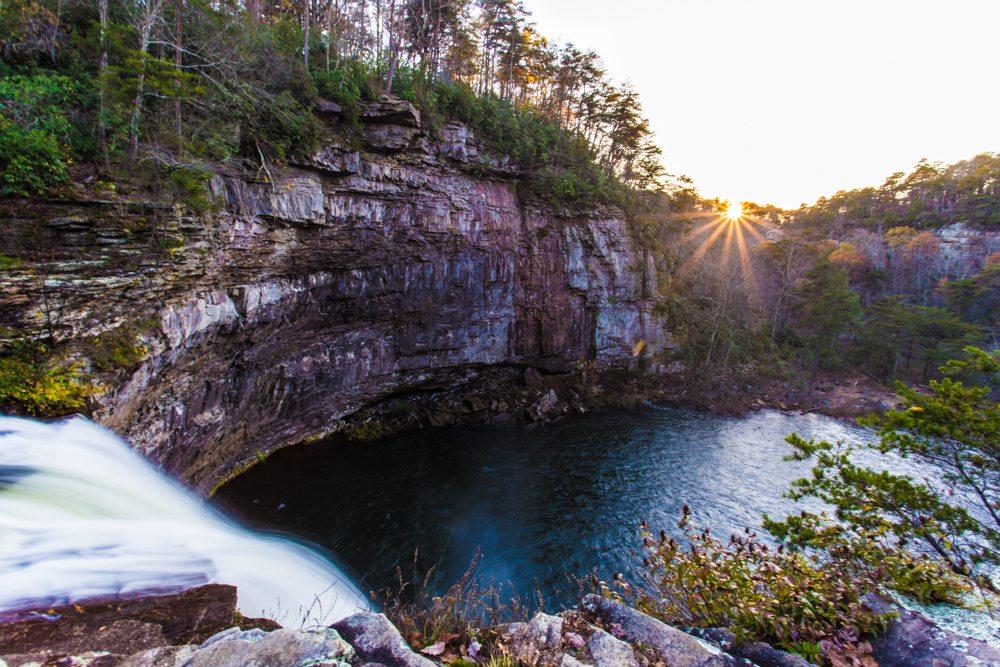 151110q-Sunset-at-Desoto-Falls