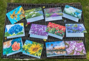 2018 Floral Note Cards s
