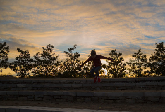 170109-Sunset-Jumping