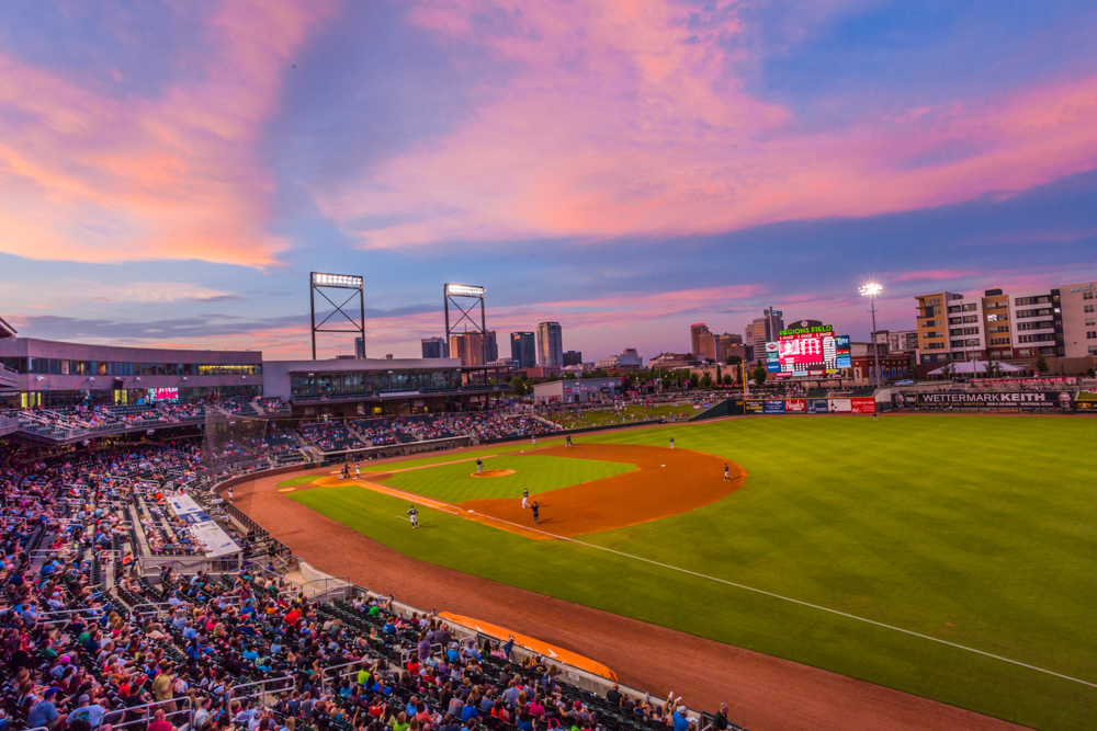 170712S Sunset from Regions Field_4 s