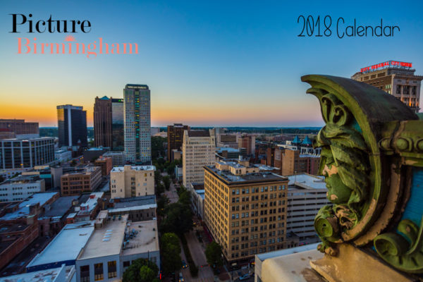2018 PB Calendar Cover web