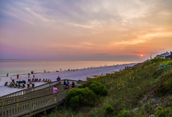 180729 Rosemary Beach at Sunset IMG_0964 s