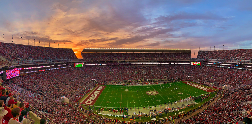 181125-Bryant-Denny-Stadium-Sunset-Alabama-Auburn-Game-IMG_2763-2 s