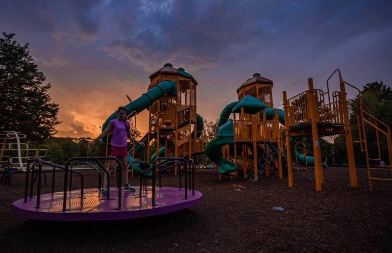 190821 leeds park sunset storm IMG_2559s