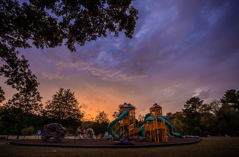 190821 leeds park sunset storm IMG_2591-Hs