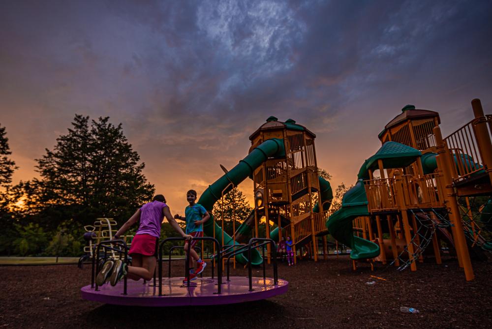 190821 leeds park sunset storm IMG_2615s