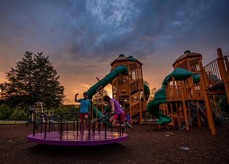 190821 leeds park sunset storm IMG_2616s
