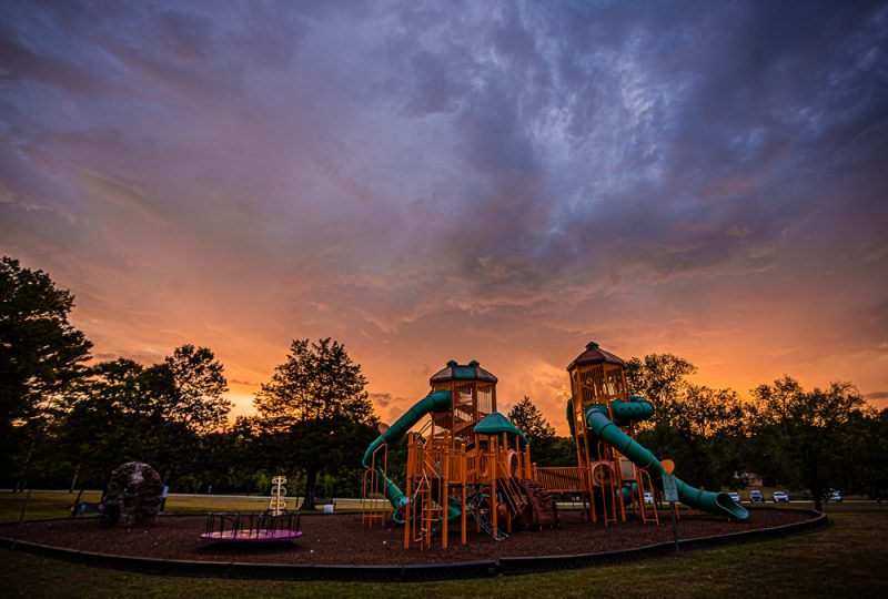 190821 leeds park sunset storm IMG_2642-Hs