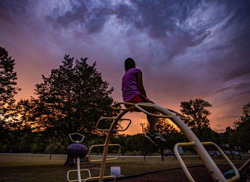 190821 leeds park sunset storm IMG_2700s