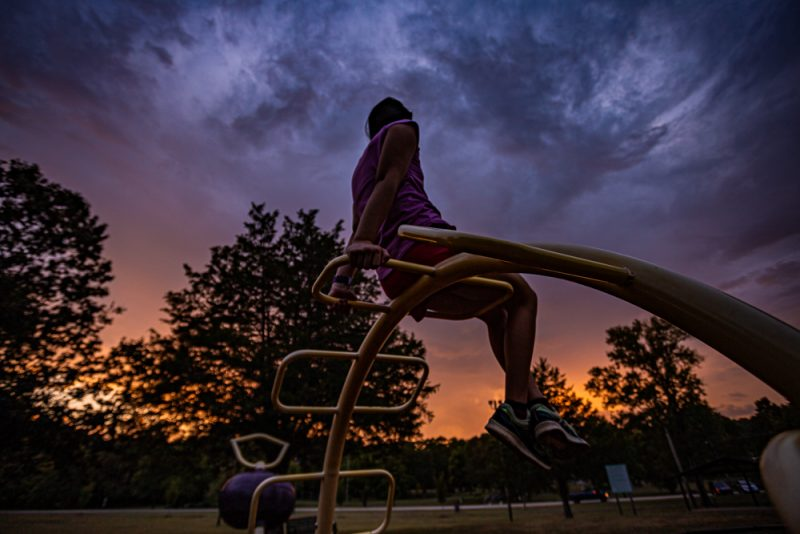 190821 leeds park sunset storm IMG_2709s