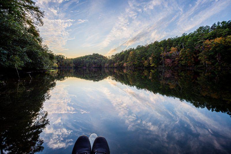 191103-oak-mountain-sunset-on-canoe-IMG_0587-H S