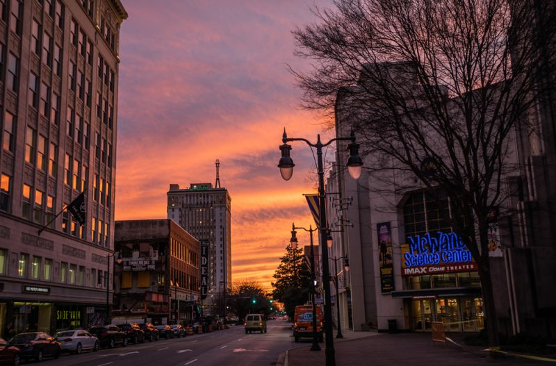 200226 pink sunset downtown 2M7A5654 s