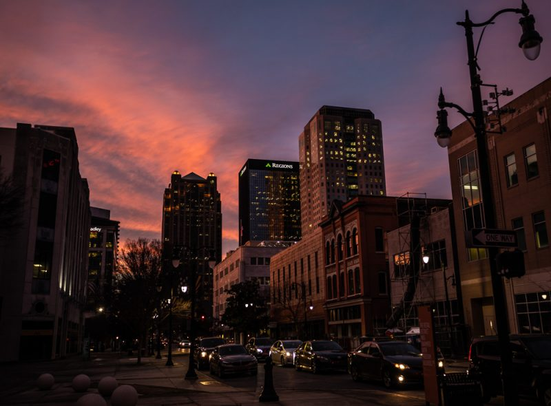200226 pink sunset downtown 2M7A5657 s