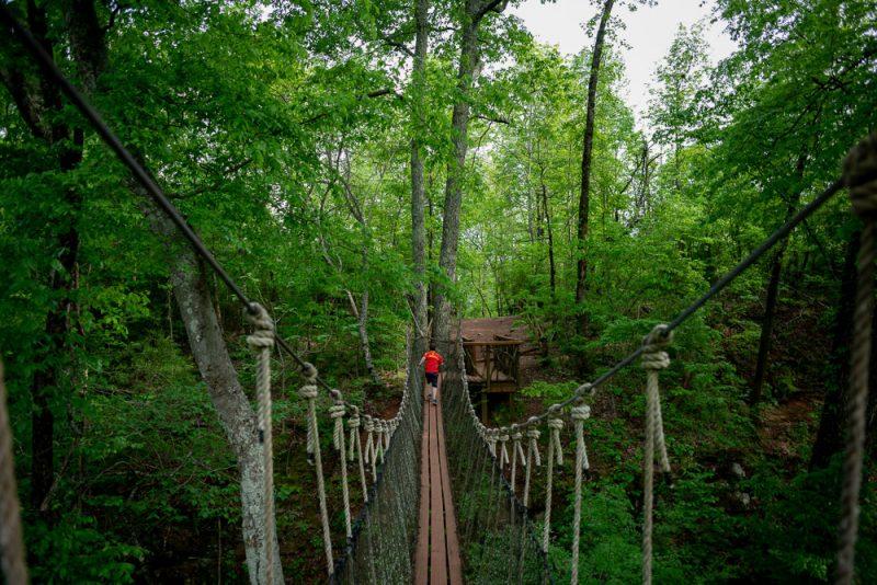 200406 red mountain park treehouse swinging bridge 2M7A7083 s