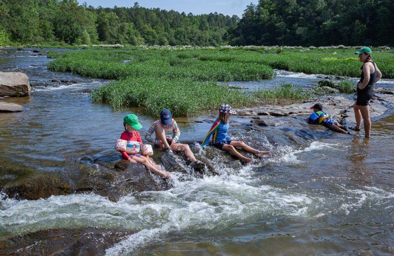 200602 Owens Girls at Cahaba River IMG_5380 s