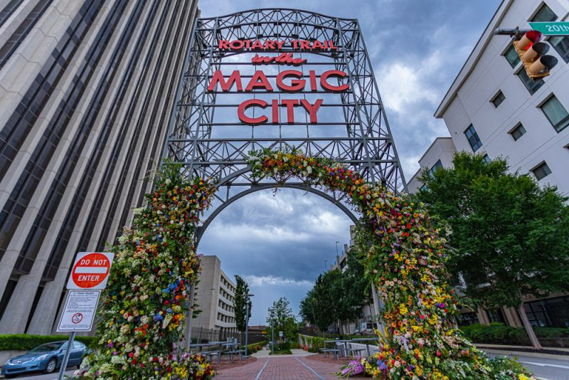 200605-rotary-trail-magic-city-floral-sign-flowers-_M7A2184 s